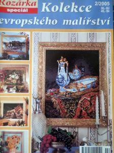 Kolekce evropského malířství 2/2005