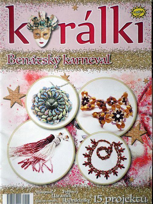Korálki - časopis nejen o korálkování č. 1/2018