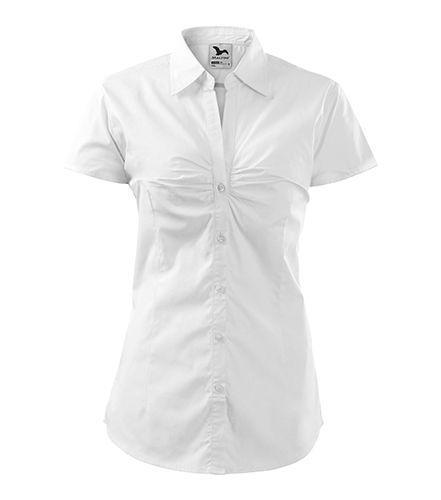 Košile dámská CHIC kr. rukáv 4 barvy