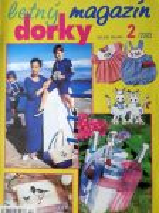Letní magazín Dorky 2/2003