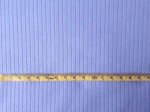 Lukrecie - sv. modrý úplet proužek 110x145cm - kus