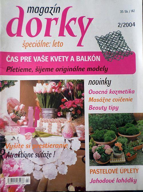 Magazín Dorky LÉTO 2/2004