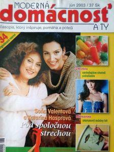 Moderní domácnost 6/2003