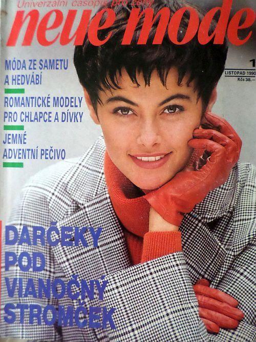 Neue Mode 1/1990 v češtině