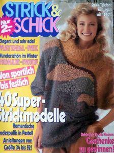 Strick & Schick č. 11 - v němčině