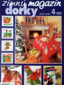 Zimní magazín Dorky 4/2002