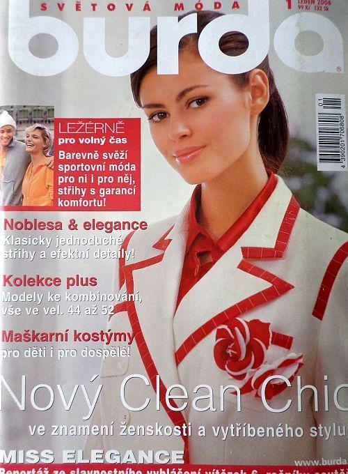 Burda 1/2006 v češtině
