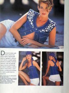 Burda 5/1993 v češtině