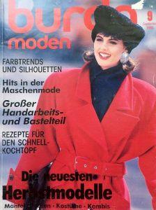 Burda 9/1986 v němčině