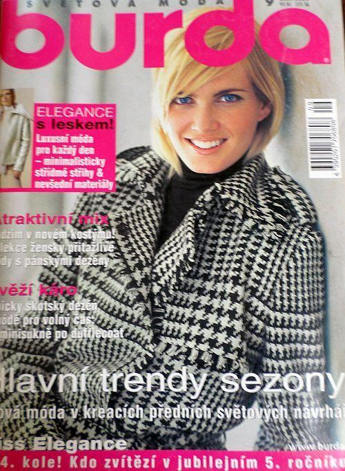 Burda 9/2004 v češtině