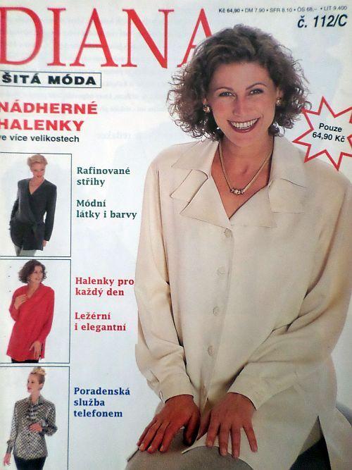 Diana 112/C v češtině