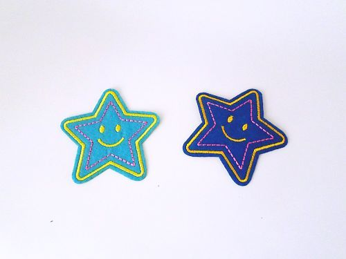 """Nažehlovačka """"Hvězda"""""""