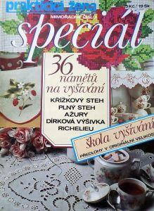 PŽ Speciál - 36 námětů na vyšívání