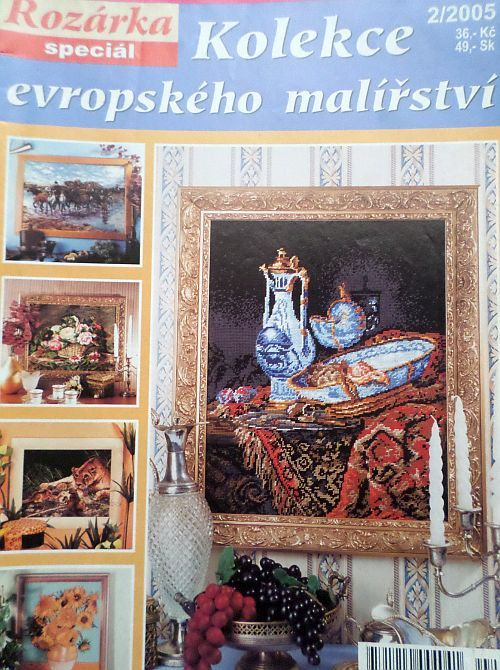 Rozárka - Kolekce evropského malířství 2/2005