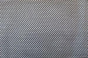 Anita - červenobílá bavlna jemný vzor