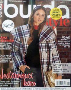 Časopis Burda 11/2019  v češtině