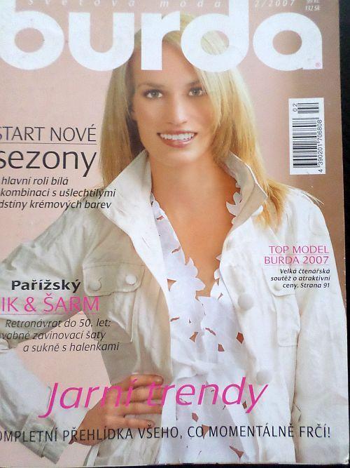 Burda 2/2007 v češtině