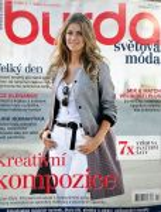 časopis Burda 3/2012 v češtině