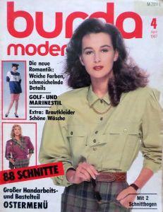 Burda 4/1987