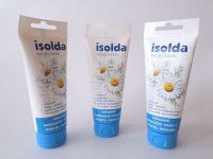 Isolda - krém na ruce s heřmánkem