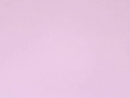 Světle růžová bavlněná látka