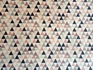 Trojůhelníčky - bavlněná látka