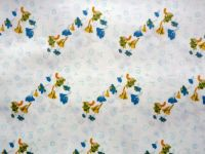 Bavlna bavlněné plátno
