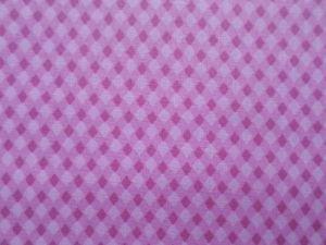 Bavlna růžová s jemným vzorem