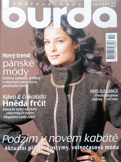 Burda 10/2006 v češtině