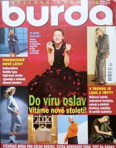 Burda 12/1999 v češtině