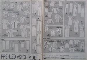 časopis Burda 4/2000