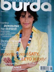 časopis Burda 6/2006