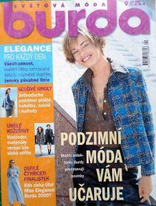 Burda 9/2000 v češtině