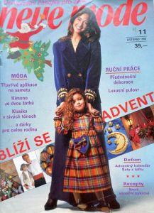 Neue Mode 11/1993 v češtině