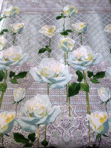 Povlečení Bílá růže 1+1