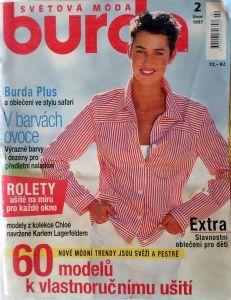 Burda 2/1997 v češtině