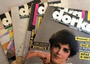 Dorka ročník 1991