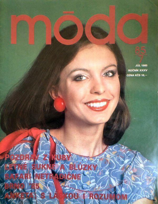 MÓDA 7/1985