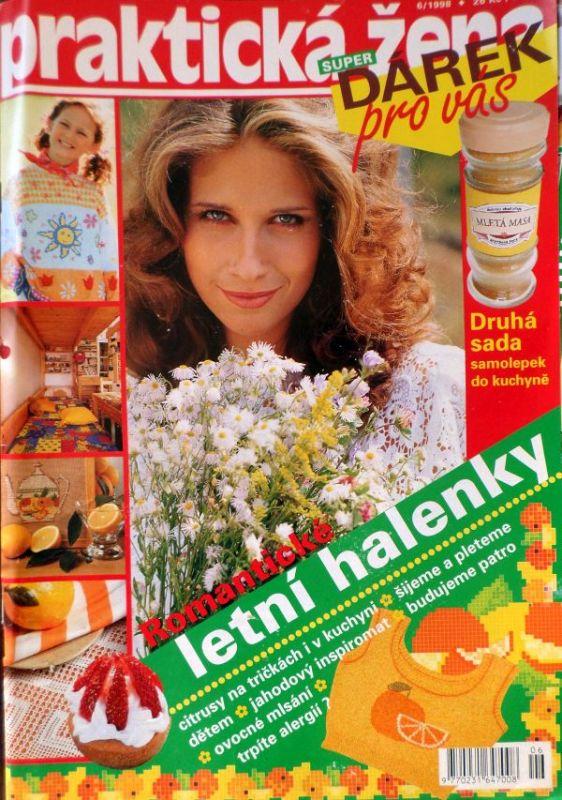 Praktická žena 6/1998