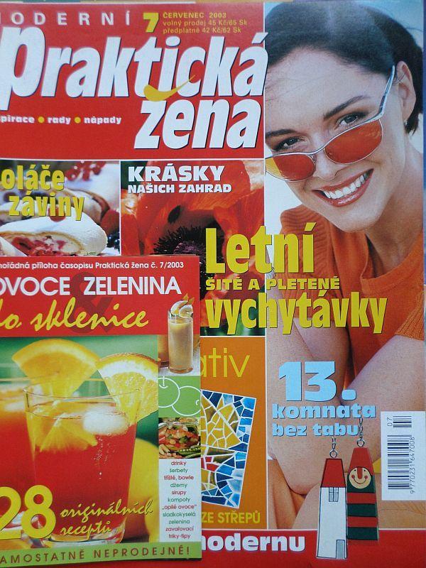 Praktická žena 7/2003