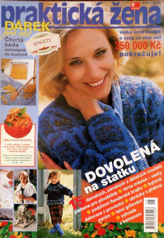 Praktická žena 8/1998