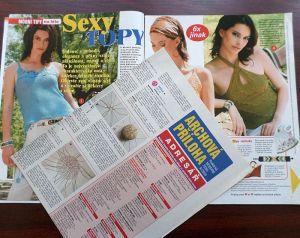 Praktická žena 8/2005 - rady a návody