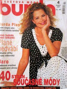 Burda 4/1997 v češtině