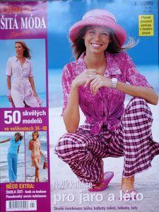 Diana - šitá móda č. 1/2003 první vydání